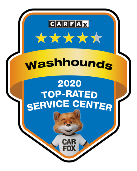 CarFax Award top rated service
